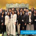 John Jay's Model U.N. Team Wins The Distinguished Delegation Award