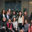 John Jay Students and Faculty Hosted Events for the 62nd United Nations Commission on the Status of Women