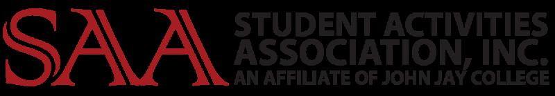 Student Activities Association, an affiliate of John Jay College