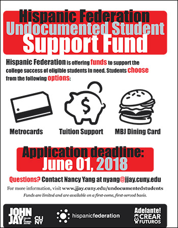 HF Undocumented Student Support Fund