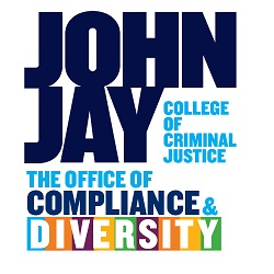 John Jay College of Criminal Justice The Office of Compliance and Diversity Logo