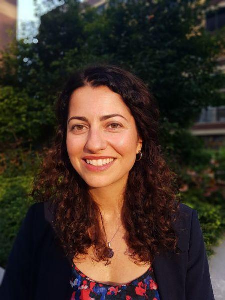 Lila Kazemian headshot