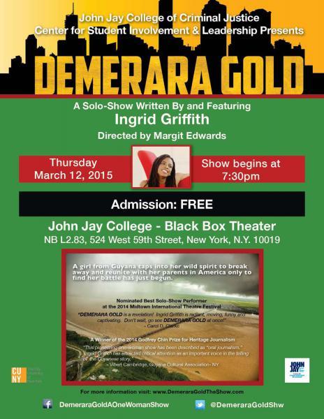 Demerara Gold