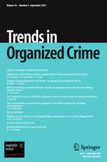 Trends in Organized Crime book cover