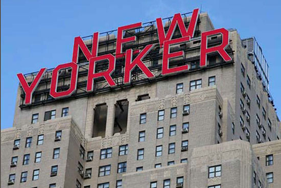 New Yorker Exterior