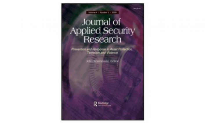 Graduate Students' Research Papers Find a Niche in Security Journal