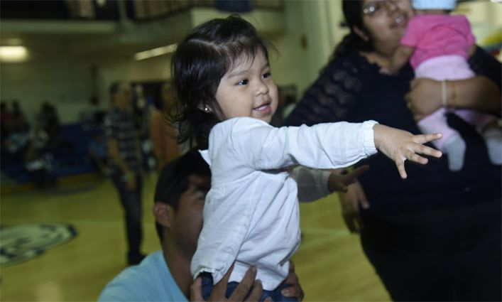 Family Palooza Brings Families to John Jay For a Day of Campus Fun