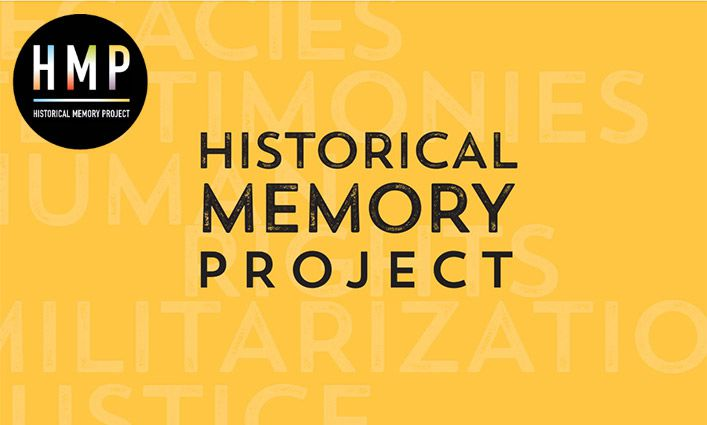Marcia Esparza and Daniel Auld Raise Awareness About Historical Injustices In Latin America