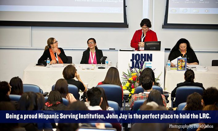 Latina Researchers Conference At John Jay College