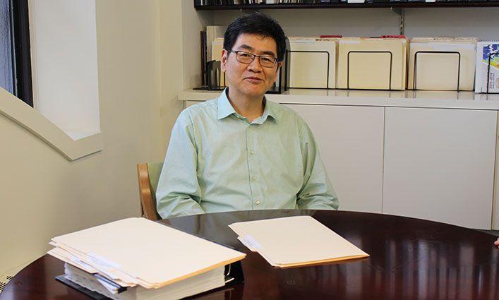 John Jay Welcomes Provost Yi Li