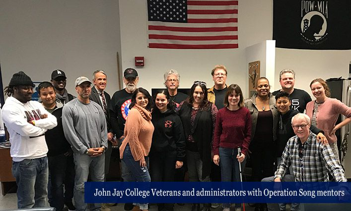 Operation Song Gives Voice To Veterans