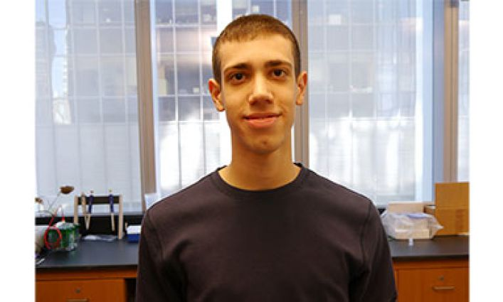 PRISM Alumnus Is a Scientific Rising Star