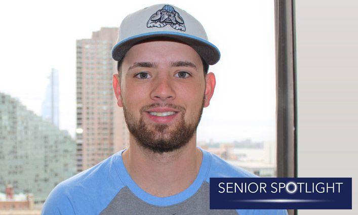 Senior Spotlight: Zach Hyde '19 Dreams of the Big Leagues