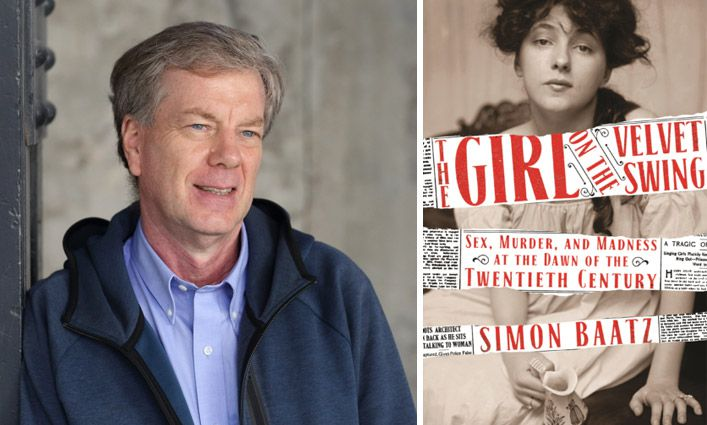 Simon Baatz Looks into the World of Crime during America's Gilded Age