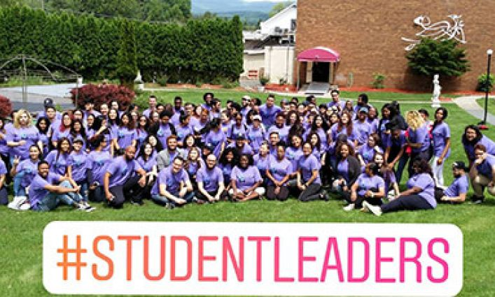 Students Bond at Annual Student Leadership Retreat