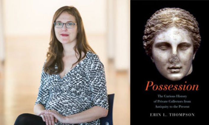 Professor Erin Thompson's New Book Ferrets Out Stolen-Art Collectors