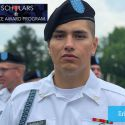 Beshar Scholars Military Service Award: SPC Eric Bardales '21 Sets His Sights on Becoming a Federal Law Enforcement Officer