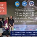 John Jay Students Present at International Criminology Conference in Bosnia