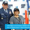 John Jay College Established as an Executive Partner College with the United States Coast Guard