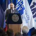 NYC Council Speaker Corey Johnson Presents His Plans for Criminal Justice Reform at John Jay