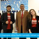 HSI Leadership Program Brings U.S. Congressman Adriano Espaillat to John Jay
