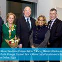 Honoring Detective Garda Jerry McCabe At The McCabe Fellowship Reception