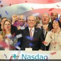 President Jeremy Travis Celebrates Veterans Day with Ringing of NASDAQ Opening Bell