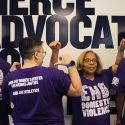 John Jay Supports Purple Thursday