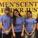 For Purple Day, John Jay Students Speak Out Against Domestic Violence