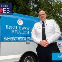Front-Line Heroes: Adjunct Professor Richard Sposa '01 Helps Keep Bergen County Safe During Covid-19 Response