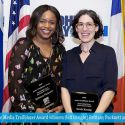 Justice Trailblazers Sarah Koenig and Brittany Packnett Share Insight into the Power of Storytelling