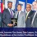 CNN's Van Jones Hailed as 2017 Justice Trailblazer